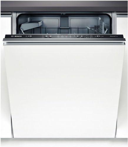 Bosch SMV51E30EU lavavajilla Totalmente integrado 13 cubiertos A+ - Lavavajillas (Totalmente integrado, Acero inoxidable, Botones, 1,75 m, 1,65 m, 1,9 m)