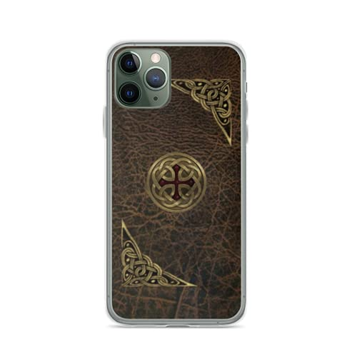 Phone Case Celtic Leather Compatible with iPhone 12 11 X Xs Xr 8 7 6 6s Plus Mini Pro Max Samsung Galaxy Note S9 S10 S20 Ultra Plus