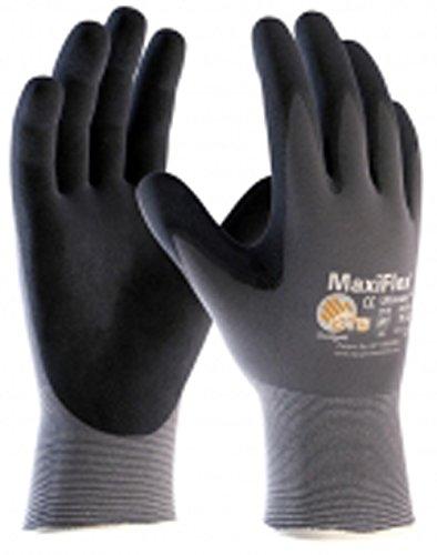 3er Pack MaxiFlex Ultimate Arbeitshandschuhe, Montagehandschuhe (alle Größen), Größe:11 (XXL)
