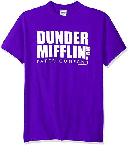 Dunder Mifflin Logo T-Shirt (Many)