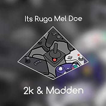 2k & Madden