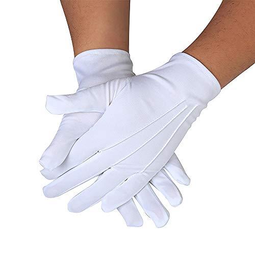 白手袋薄 礼装用 貴金属 宝石 接客用 品質管理用 3〜5労働日以内配達