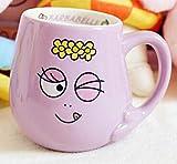 Tazza Creativa Spedizione Gratuita Moda Creativa Simpatica Ceramica Barbapapà Tazza Barbapapà Cartoon Cup Per Regalo Di Compleanno, G