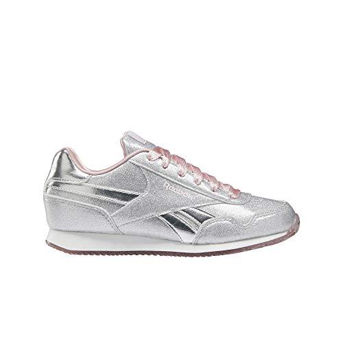 Reebok Royal CLJOG 3.0, Zapatillas de Running Mujer, Plamet/CLAPNK/Blanco, 37 EU