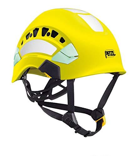 PETZL Unisex-Adult A010EA00 Vertex Vent HI-VIZ Helmet Yellow, solid, one Size