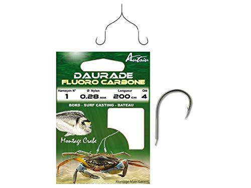 Autain - Anzuelos para montes Daurade Wishbone