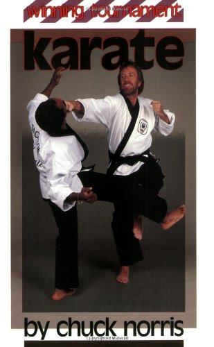 Winning Tournament Karate