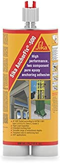 Sika AnchorFix -500 20oz 2-Component Epoxy Anchoring System