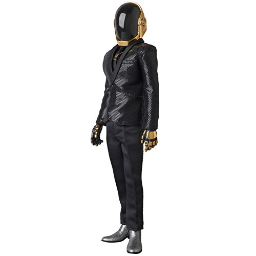 Unbekannt Medicom Daft Punk: Guy-Manuel de homem-Christo Real Action Heroes Figur (Random Access Memories Version)