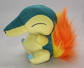 Pokemon Center Cyndaquil Fire Pokedoll Stuffed Animal Plush Doll Toy Great Gift