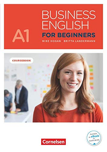 Business English for Beginners - New Edition - A1: Kursbuch - Mit PagePlayer-App inkl. Audios und Videos