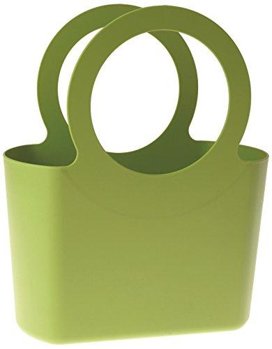 BB-Bag 8830.B61 Sac Cabas Plastique Vert Lime 24 x 12,8 x 29 cm