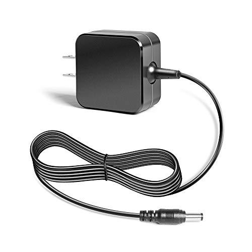 TAIFU 6V Power Cord Adapter Supply for Nordictrack Act Elliptical A.C.T. Pro AudioStrider 600 800 900 U300 R400 E5.5 E5.7 E5VI T7SI E7SV CX 920 ASR 630 700 Trainer Bike