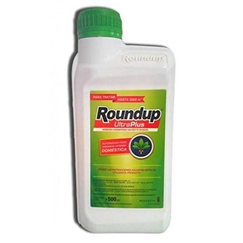 Herbicida Roundup UltraPlus 500ml: Amazon.es: Hogar