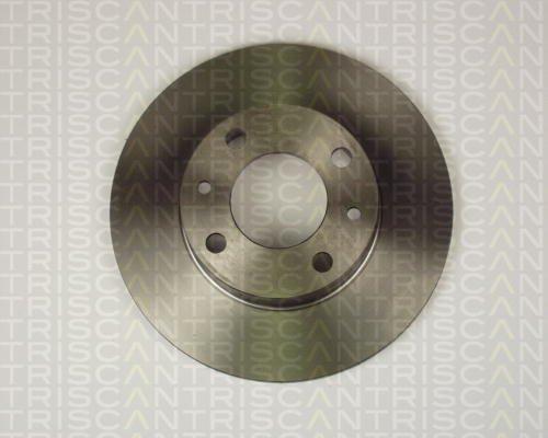 Preisvergleich Produktbild Bremsscheibe - Triscan 8120 15101