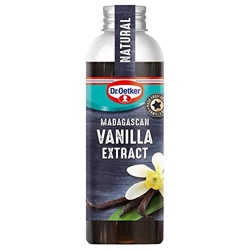 Dr. Oetker Extracto grande de vainilla de Madagascar, 95 ml
