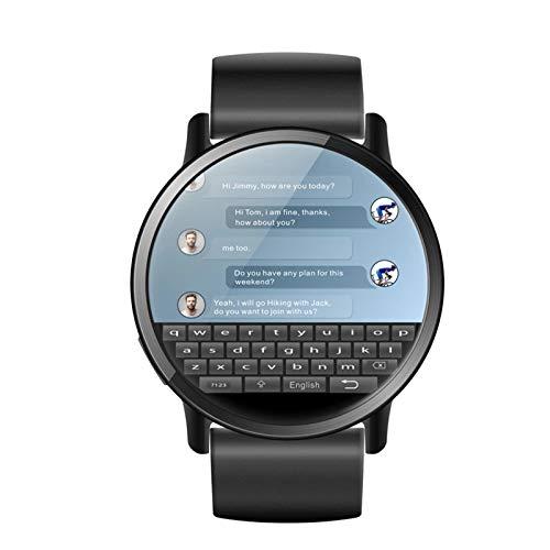 4G Smart Watch Android 7.1 con GPS SIM Tarjeta WiFi 2.03 Pulgadas Pantalla 8MP Cámara Cámara Corazón Smartwatch para Hombres Mujeres