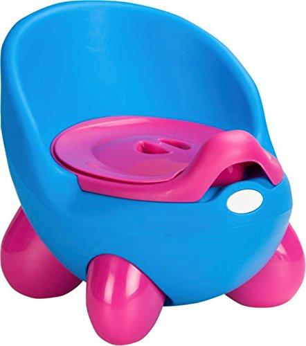 Kidoyzz Potty Trainer Plastic Seat Box for Kids (Multicolour)