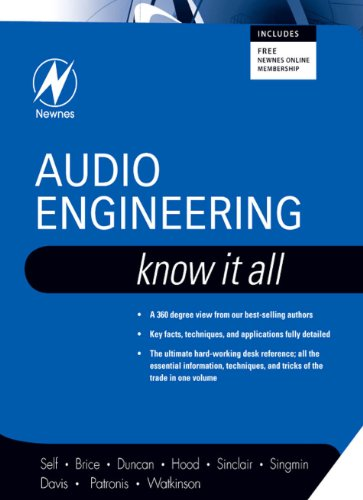Audio Engineering: Know It All (Newnes Know It All Book 1) (English Edition)