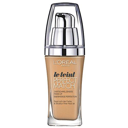 L'Oréal Paris Perfect Match Make-Up, W7 Golden Amber