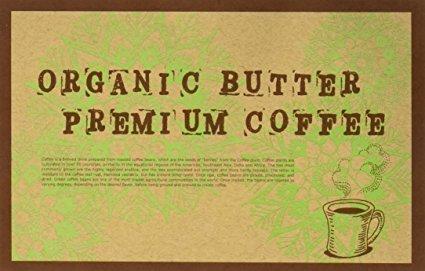 5ケ月分オーガニックバタープレミアムコーヒー 5個セット