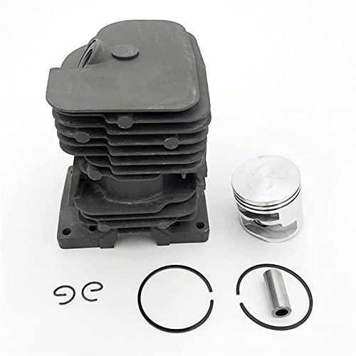HCO-YU 38 mm 37 mm Cilindro Kit de pistón de Cilindros Chainsaw Piezas de Repuesto adecuadas para Stihl MS170 MS180 170 180 MS171 MS181 MS 171 181 MS181C (Size : New MS170 37MM)