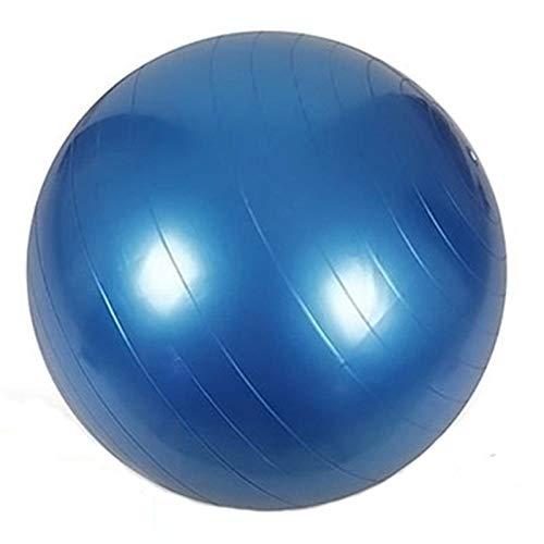 ZWwei Bolas De Yoga Marca A Prueba De Explosión For La Aptitud con 7 Colores Que Adelgaza Pilates Gym Balls Niñas Antideslizantes Equilibrio Gym Balls (Color : Blue)