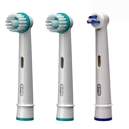 Braun Oral-B EB-Ortho Ersatzbürsten 3er KIT Ersatz-/ Verbrauchsteil für Zahnspangenpflege (AUSLAUFMODELL)