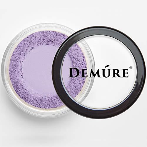 Mineral Make Up (Purple Crush) Eye Shadow, Matte Eyeshadow, Loose Powder, Organic Makeup, Eye Makeup, Natural Makeup, Professional Makeup By Demure