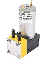 Pomp Diafragma 24V 0.4-1L/min Miniatuur Membraan Pomp Vacuümpomp Voor Lucht/Vloeistof