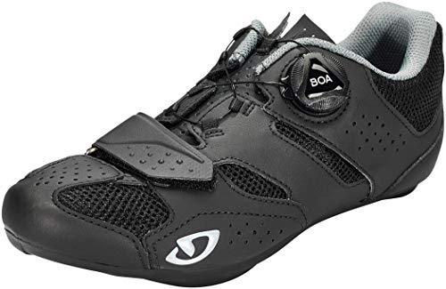 Giro Savix II 2021 - Zapatillas de ciclismo para mujer, color negro, Negro , 43 EU