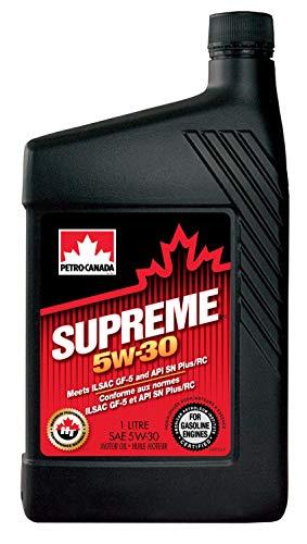 Petro-Canada Supreme 5W-30 Premium conventionele motorolie, 1 l