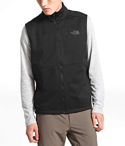 The North Face Men's Apex Canyonwall Vest, TNF Black, Large