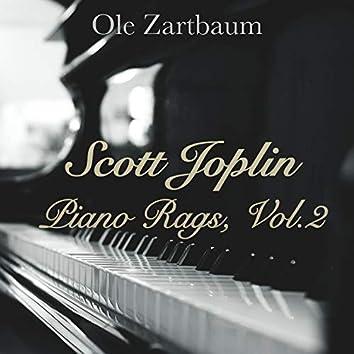 Scott Joplin: Piano Rags, (Vol.2)
