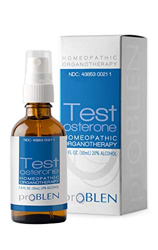 Testosterone Booster for Men and Women - Recommended and Distributed by Doctors