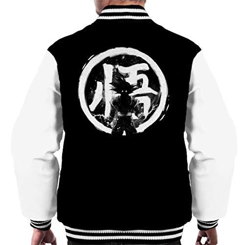 Dragon Ball Z Young Dragon Men's Varsity Jacket