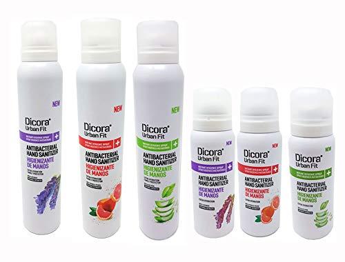 Dosificador Gel Hidroalcoholico Bolso Spray Marca Dicora UrbanFit