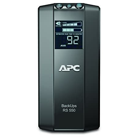 Apc By Schneider Electric Back Ups Pro Br550gi Usv Computer Zubehör