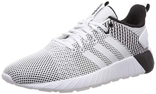adidas Questar BYD, Scarpe da Running Uomo, Bianco (Ftwr White/Ftwr White/Core Black Ftwr White/Ftwr White/Core Black), 45 EU