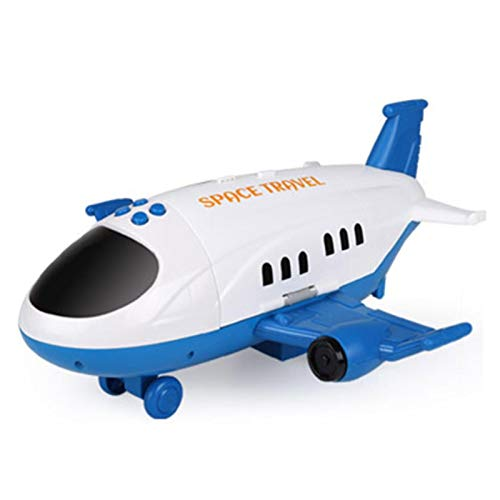 Airplane Toy For Boys, Educational Vehicle Game For Kids, Car Toy Set With Carrying Cargo For Kids, Mini Educational Vehicle, Toy With Light And Sound For Toddlers, Offroad Cars, Truck, Children's Toy