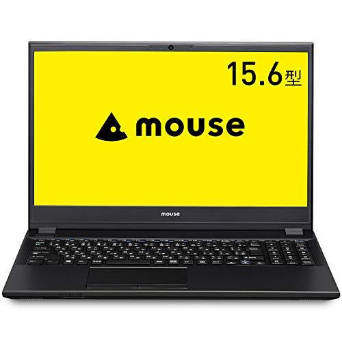 mouseノートパソコン 15.6型(Celeron N4100/8GB/256GB/Win10)MB-GC8SHZL