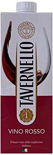 Tavernello - Vino Rosso d'Italia - 1000 ml