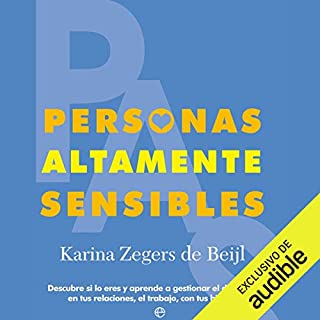 Personas Altamente Sensibles [Highly Sensitive People] audiobook cover art