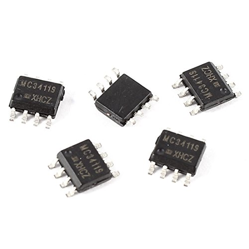 Aexit 5 Stücke MC34119 Elektronische Teile SMD SMT SOP-8 8 Pins Low Power Audio Verstärker IC Chip (047d28b459cf483b18573d28119bab48)