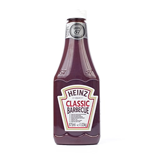 Heinz - Classic Barbecue Sauce Grillsauce Ketchup - 875ml
