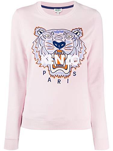 Kenzo Luxury Fashion Damen FA52SW7054XA34 Weiss Sweatshirt  