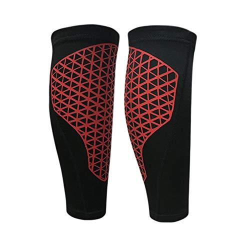 Mangas de compresión de pierna de becerro Zapatillas deportivas de baloncesto, pantorrillas,...