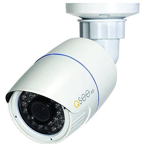 Q-See QTN8031B 1080p Bullet Camera - HD 2 Mega Pixel, 6 W, Weiß