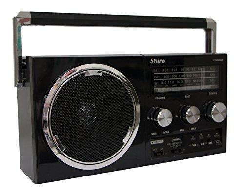 radio usb fabricante Shiro