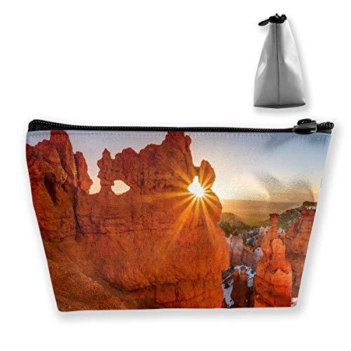 Bryce Canyon National Park Utah United States Trousse de maquillage Trousse de toilette Accessoires de voyage